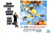 EO 00727 - Bond Classic Posters - You Only Live Twice (Little Nellie)
