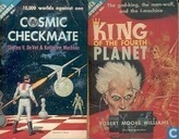 Livres - MacLean, Katherine - Cosmic Checkmate + King of the Fourth Planet