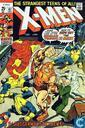 The Origin of Professor X! / Where Walks the Juggernaut!