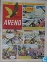 Bandes dessinées - Arend (magazine) - Jaargang 4 nummer 22