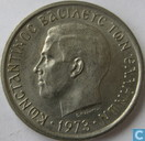 "Griekenland 2 drachmai 1973 ""The Regime of the Colonels of 21 April 1967"""