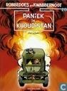 Strips - Robbedoes en Kwabbernoot - Paniek in Khoudistan