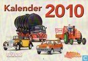 Auto In Miniatuur kalender