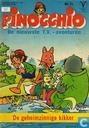 Bandes dessinées - Pinocchio - De geheimzinnige kikker