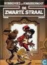 Comics - Spirou und Fantasio - De zwarte straal