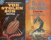 Livres - Munn, H. Warner - The Stolen Sun + The Ship from Atlantis