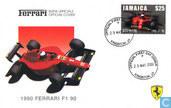 1990 Ferrari F1 90