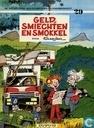 Strips - Robbedoes en Kwabbernoot - Geld, smiechten en smokkel