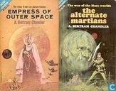 Books - Chandler, A. Bertram - Empress of Outer Space + The Alternate Martians