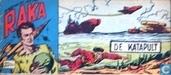 Comic Books - Raka - De katapult