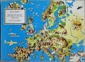 Een reis door Europa - Voyage en Europe