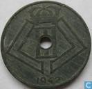 België 25 centimen 1942 (VL-FR)