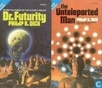 Books - Dick, Philip K. - Dr. Futurity + The Unteleported Man