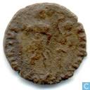 Roman Empire by Emperor Honorius AE3 Constantinopolis 395-401