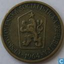 Tsjecho-Slowakije 1 koruna 1964