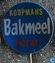 Koopmans Bakmeel patent