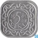 Suriname 5 Cent 1985