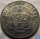 South Africa 5 shilings 1892