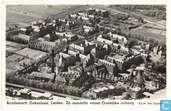 Academisch Ziekenhuis. Zijaanzicht vanuit Oostelijke Richting