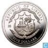 "Liberia Dollar 5 ""Barack Obama"""