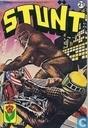 Strips - Stunt - King Kong breekt los