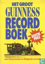Het groot Guinness record boek editie 1982 met Nederlandse en Belgische records