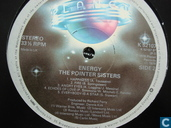Vinyl records and CDs - Pointer Sisters - Energy