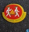 Nederlandse Kaas Unie [geel-rood-groen]
