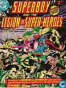 Superboy and the Legion of Super-Heroes: The Millennium Massacre