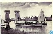 """Waterwerken Twente-Rijnkanaal bij """"De Waarbeek"""" te Hengelo (O.)"""