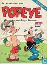Comic Books - Popeye - Popeye zoekt werk