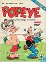 Strips - Popeye - Popeye zoekt werk