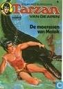 Strips - Tarzan - De moerassen van Molok