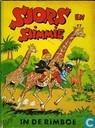 Strips - Sjors en Sjimmie - Sjors en Sjimmie in de rimboe