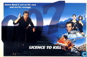 EO 00739 - Bond Classic Posters - Licence to Kill
