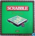 Scrabble Prestige (met draaiplateau en tijdklok)