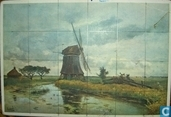 Postcards - Krusseman Philip - Polderlandschap