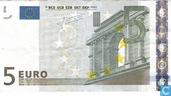 5 Euro F N T