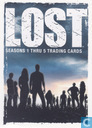 Lost Seasons 1 thru 5 Trading Cards