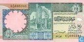 Libië ¼ Dinar