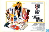 EO 00731 - Bond Classic Posters - Live and Let Die