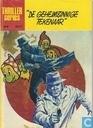 "Bandes dessinées - Scotland Yard - ""De geheimzinnige tekenaar"""
