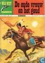 Bandes dessinées - Oude vrouw en het goud, De - De oude vrouw en het goud