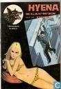 Comic Books - Hyena - Klauwen van de dood