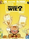 "Comic Books - Kleine Robbe, De - ""Bedankt"" wie?"
