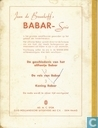 Strips - Babar - De reis van Babar