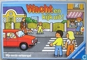 Wacht en kijk uit - Mijn eerste verkeersspel