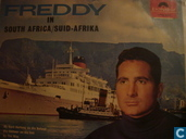 Freddy in South Africa / Suid-Afrika