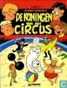 Comics - Ravottersclub, De - De koningen van het circus