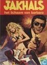 Comics - Chacal - Het lichaam van barbara